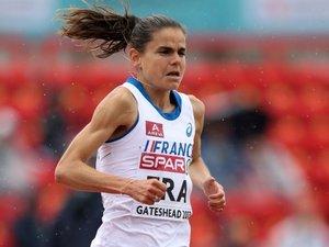 Athlétisme: l'Espalionnaise Sophie Duarte championne de France