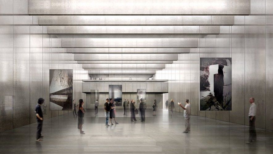 Le musée Soulages présente le fonds le plus complet sur les trente premières années de créations de l'artiste.