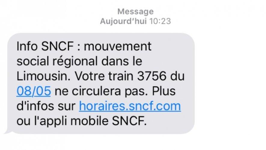 Les trains de nuit entre Rodez et Paris encore annulés