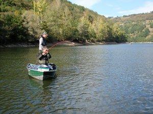 L'Aveyron, paradis des pêcheurs de brochets
