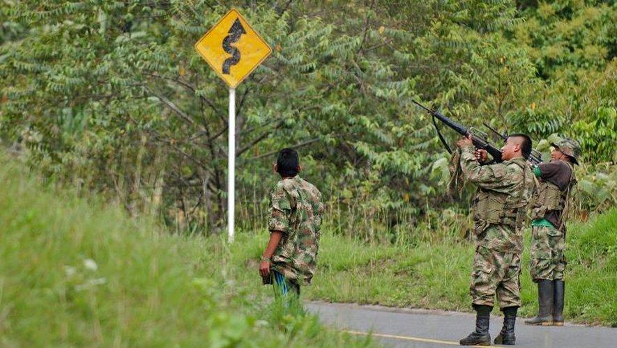 Colombie: les Farc annoncent la capture d'un militaire américain