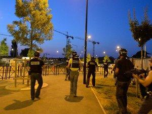 Trappes: quatre jeunes écroués après les heurts de vendredi