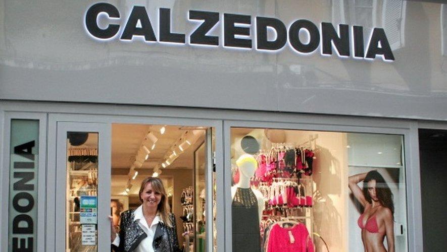 Calzedonia vient s'ajouter à la liste des enseignes dirigées par le couple Harguindeguy.