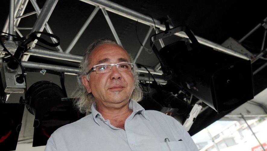 Le président de l'Estivada, Patric Roux.