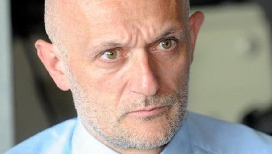 Le sénateur Stéphane Mazars et membre de la commission d'enquête sénatoriale sur la lutte anti-dopage.