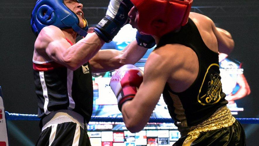 La boxe (re)branche Rodez !