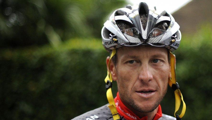 Lance Armstrong sera à Rodez les 16 et 17 juillet.