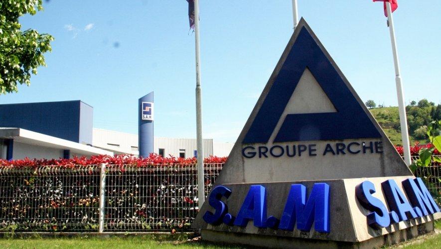 Sam Technologies emploie actuellement près de 500 personnes.