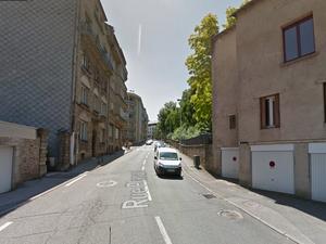 Rodez : la rue Planard fermée à la circulation, lundi après-midi