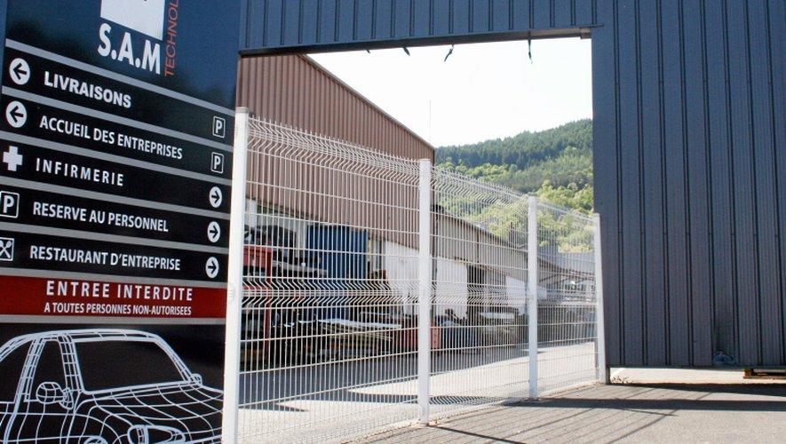 L'usine du Bassin de Decazeville travaille principalement pour le groupe Renault.