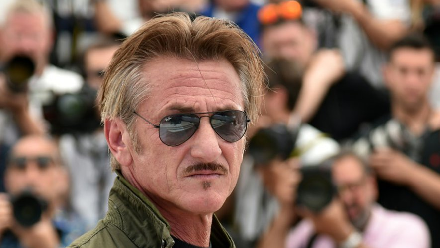 "Sean Penn rate son rendez-vous à Cannes avec ""The Last Face"""