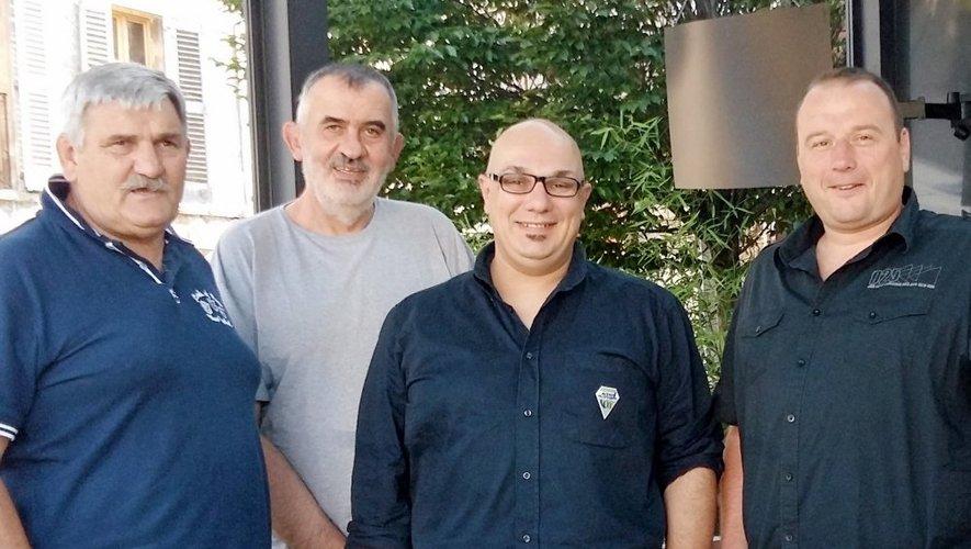 Quatre nouveaux présidents à la barre de l'Avenir XV