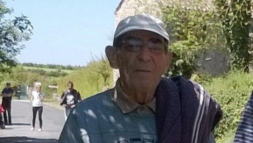 André Pottier a disparu depuis samedi après-midi.