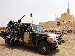 Mali: Kidal aux mains des rebelles, appel présidentiel au cessez-le-feu
