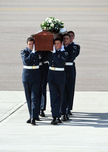 La Grande-Bretagne a rapatrié le 4 juillet 2015 les cinq dernières des dépouilles des victimes britaniques de l'attentat de Sousse, sur la base aérienne de Brize Norton au sud de l'Angleterre
