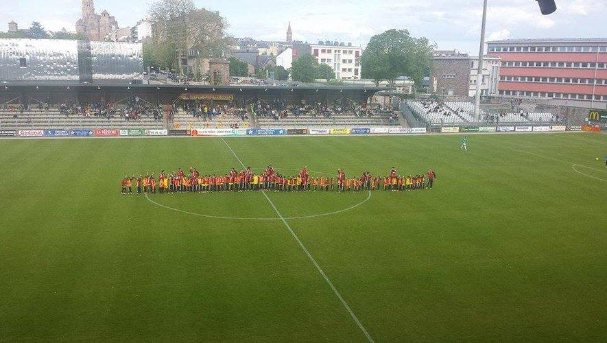 Football : le rêve de National s'arrête pour Rodez