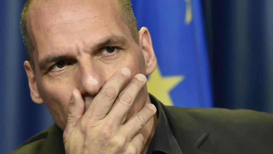 Yanis Varoufakis le 27 juillet 2015 à Bruxelles