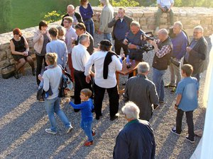 Inauguration du château de Muret : que du bonheur pour les Murétois