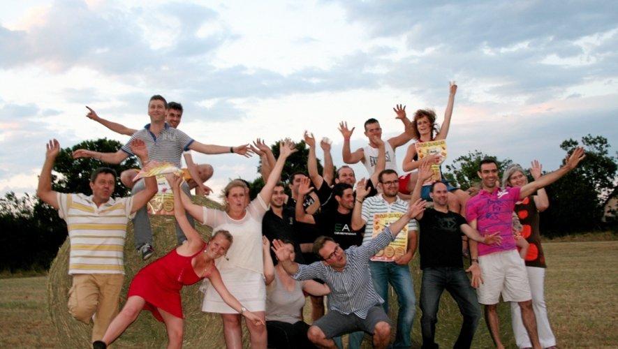 Une poignée de bénévoles à l'esprit village ont remis la fête de Gillorgues sur les rails.