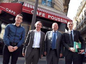 """Auto-entrepreneurs:  les """"Poussins"""" observent un """"premier signal positif"""""""