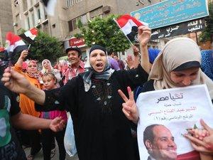 Egypte: participation de 37%, la présidentielle prolongée d'un jour