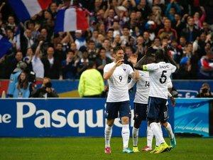 Mondial: la France réussit son début de préparation en battant la Norvège 4-0