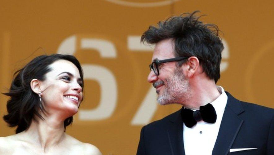 Les couples du Festival de Cannes 2014 : Bérénice et Michel, Blake et Ryan, Lara et Adrien…