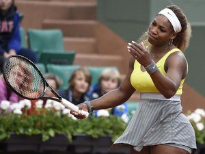 Roland-Garros: Serena Williams humiliée dès le deuxième tour
