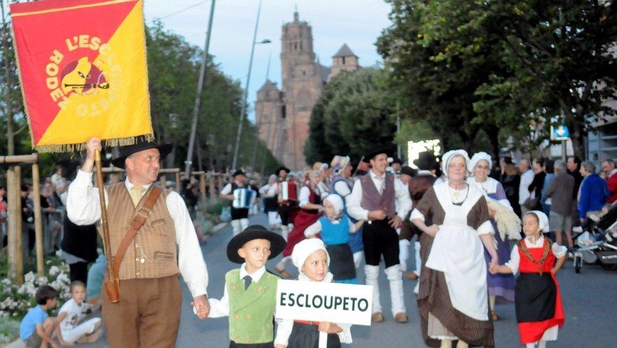 Evénement incontournable de l'été, le festival folklorique international du Rouergue, du 4 au 8 août, fera étape à Rodez.