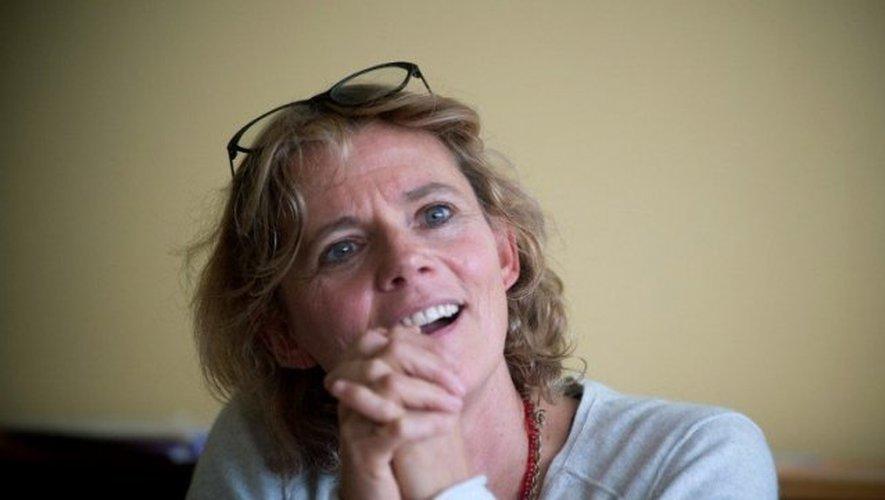 Florence Aubenas, grand reporter au Monde, invitée ce jeudi 9 juillet à la table ronde organisée par Gardarem lo Larzac.
