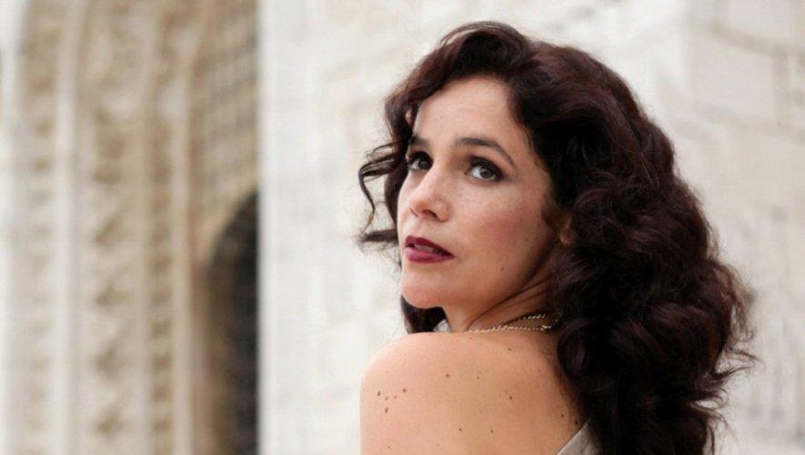 Déjà présente à Sylvanès en 2009, la chanteuse portugaise de fado Carla Pires sera de nouveau à l'affiche cette année, dimanche 19 juillet.