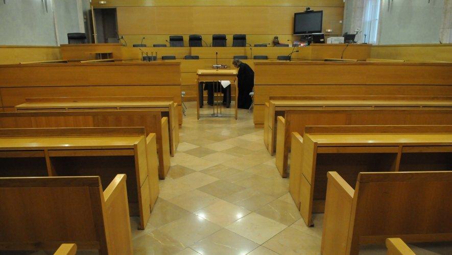 Une affaire jugée hier en audience correctionnelle au tribunal de Rodez.