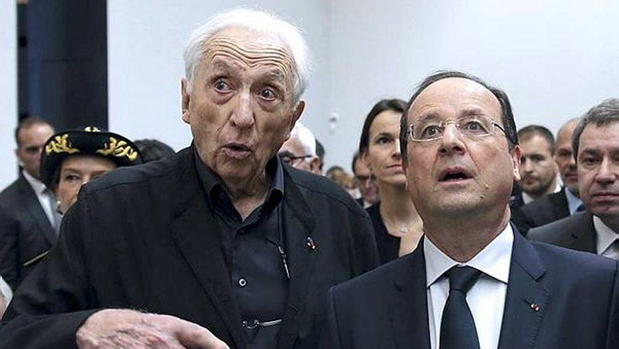 Musée Soulages : l'inauguration, comme si vous y étiez !