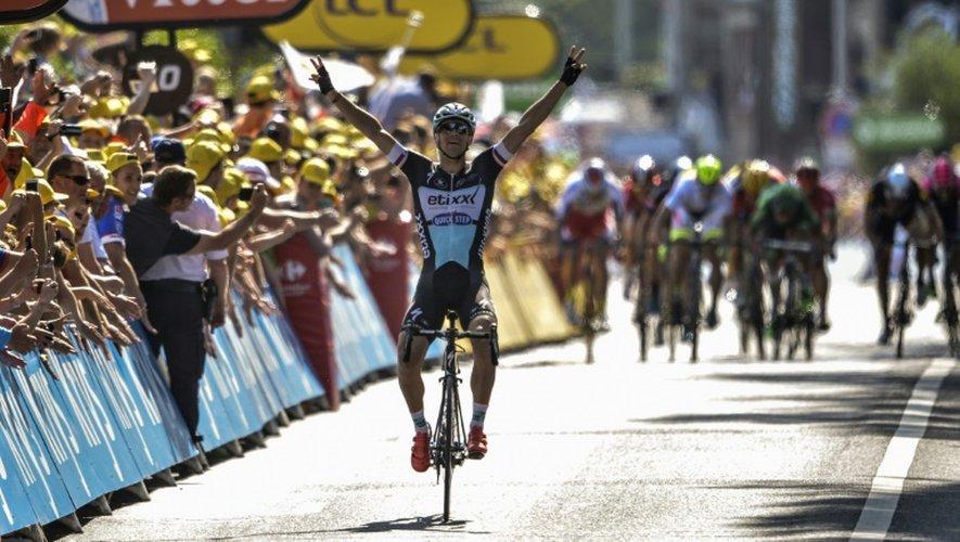 Tour de France : départ donné sous le soleil mais sans maillot jaune