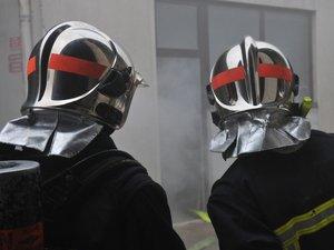 Najac : quatre personnes hospitalisées après un incendie