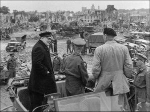 6 juin 1944: de la liesse à la catastrophe pour des milliers de civils