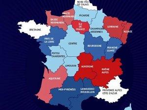 Réforme territoriale : Hollande tranche en faveur de 14 régions