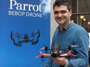 Etats-Unis: vidéastes et photographes aériens veulent des drones dès maintenant