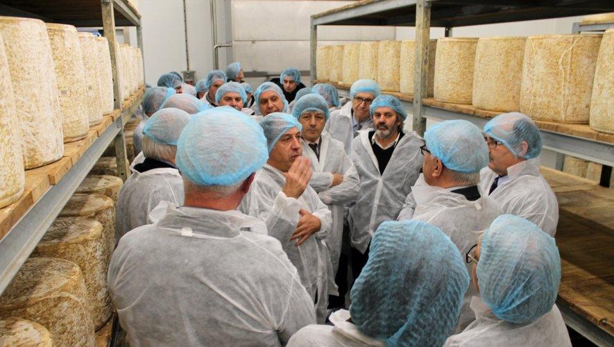 Après une année 2013 marquée par des records de collecte et de transformation, l'entreprise veut maintenant développer ses produits fromagers et renforcer le positionnement haut de gamme de l'aligot de l'Aubrac.
