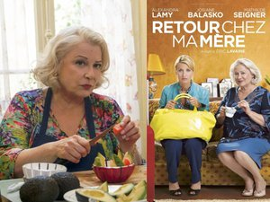 Au Cinéma : Rire avec Josiane Balasko, Alexandra Lamy, Mathilde Seigner et aussi…