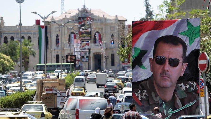 Syrie: ouverture du scrutin présidentiel
