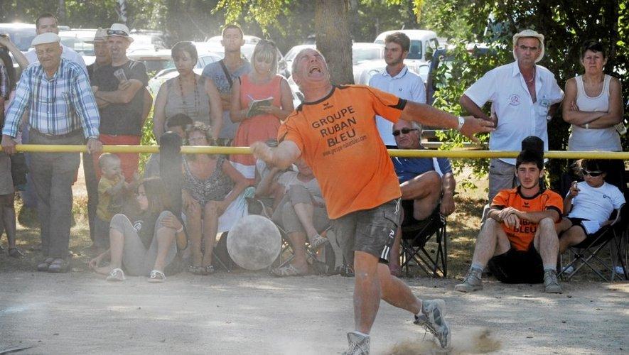 Elian Vigouroux est le nouveau champion de l'Aveyron.