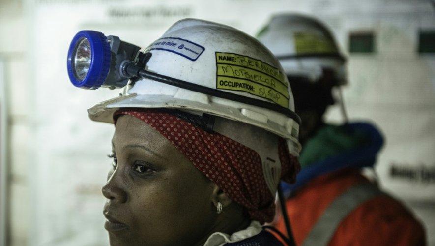Au fond des mines sud-africaines, les femmes se battent pour leurs droits