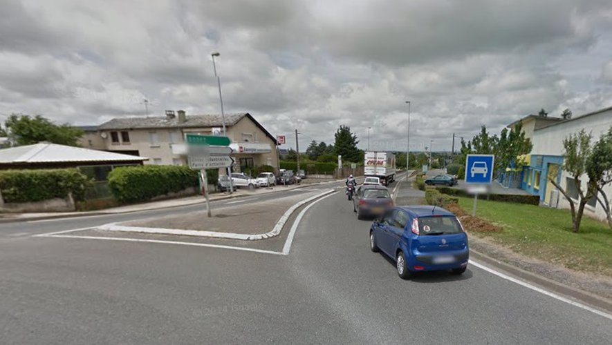 La circulation sera interrompue au niveau du demi échangeur du Lachet. Une déviation sera mise en place par l'échangeur d'Olemps.