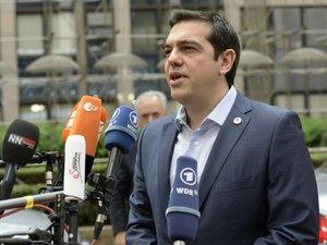 """Tsipras: """"Nous avons livré jusqu'au bout un combat juste"""""""