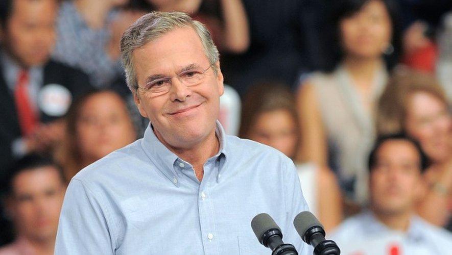 Jeb Bush à Miami, le 15 juin 2015