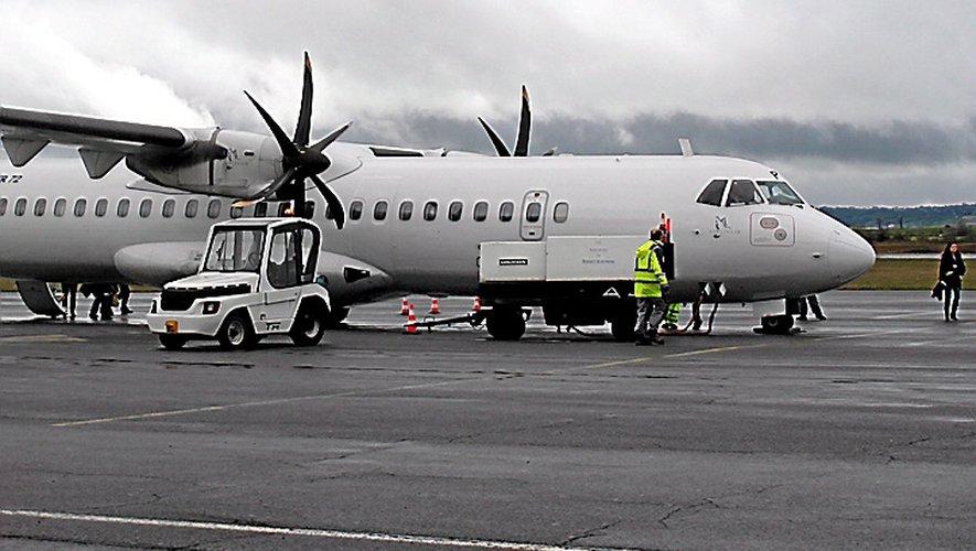 Une reprise difficile pour la compagnie HOP<ET>! Le retard du vol Paris - Rodez, dimanche soir, a eu des conséquences ce matin.