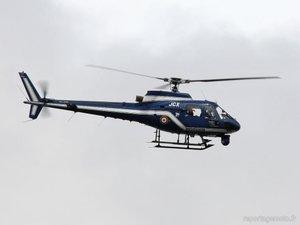 Saint-Affrique: un hélicoptère au-dessus de la discothèque