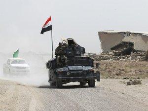 Irak: découverte d'un charnier près de Fallouja