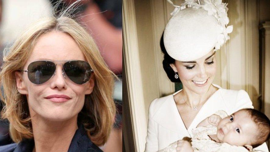 Maman people : Vanessa Paradis et Kate Middleton, True Detective, les Guignols, Luchini...